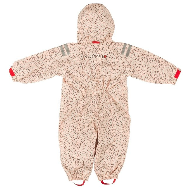 Sustainable children's rain suit Saami  74-116