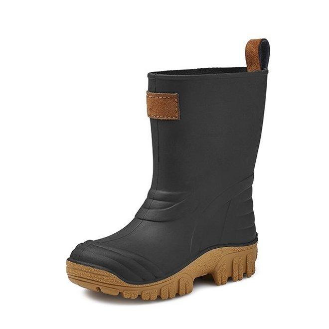 SEBS Rubber children's rain boots| black