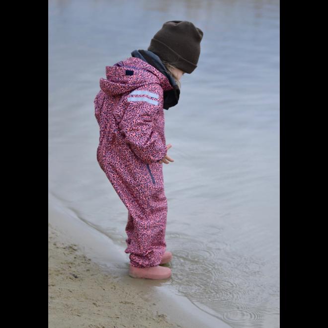 Duurzaam kinderregenoverall Pip| 74-116