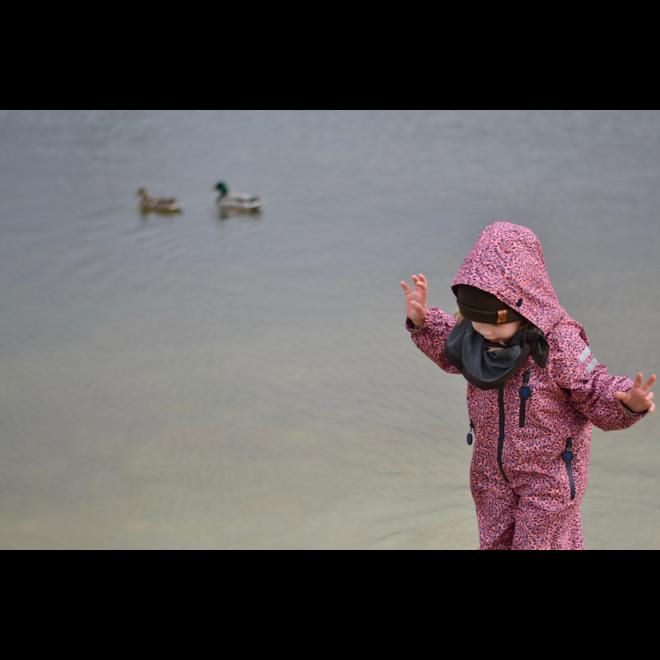 Durable children's rain coverall Pip  74-116