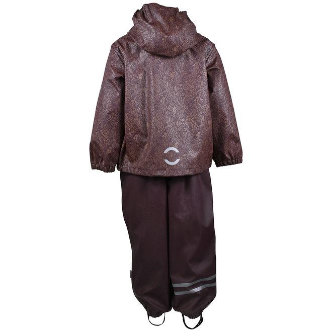 Lined rain suit | set | Fudge