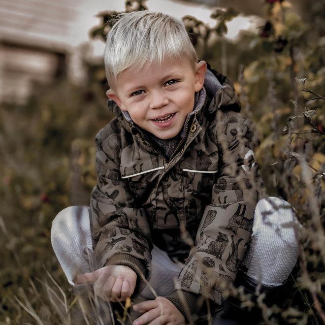 ♻️ Junior winterjas   Tarmac Forrest   104-158