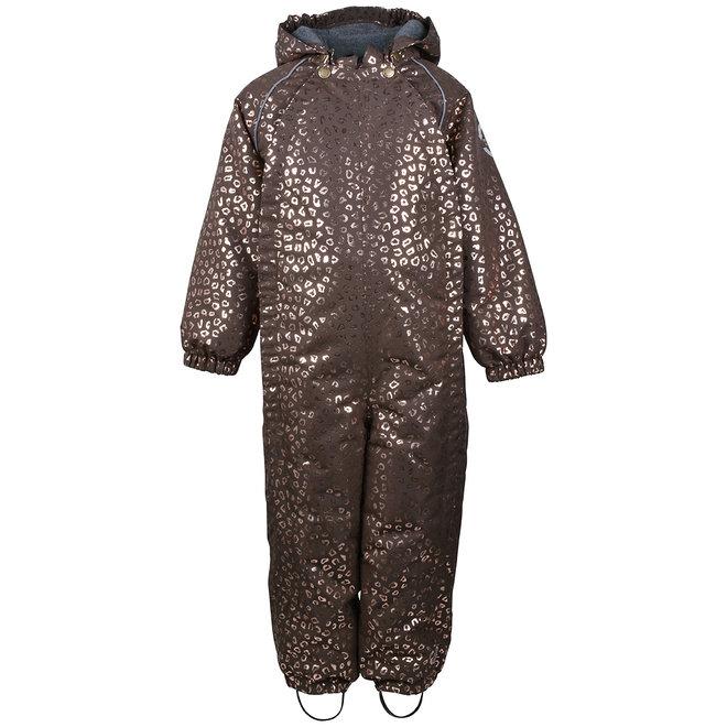 ♻️Baby Rain and Ski Suit | Chocolate Gold