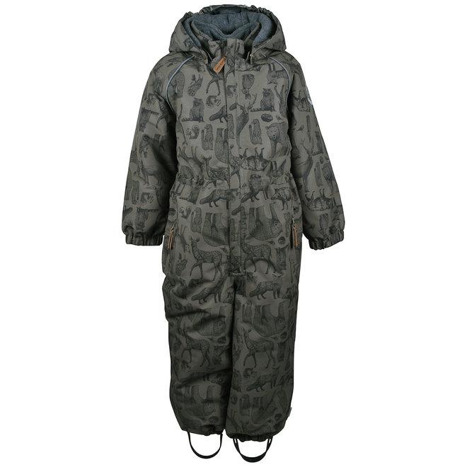 ♻️  Junior ski suit | Forrest