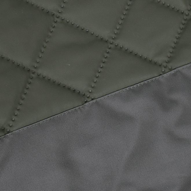 Duvet Thermo buitenpak |Fleece gevoerd | Tarmac