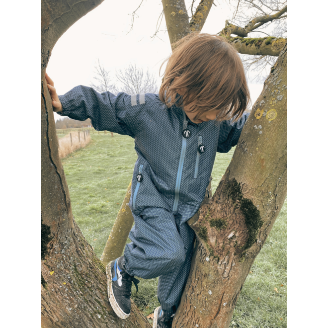 Duurzaam kinderregenpak Ranger | 74-116