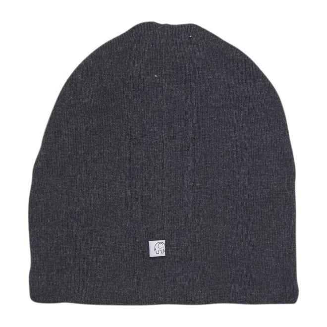 Children's hat | Beanie Blue Graphite