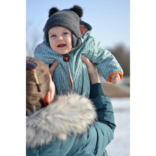 Baby Snowsuit MANU| maat 68-92