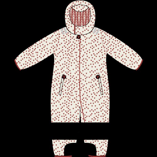 Snowsuit / rainsuit SAAMI| maat 98-116