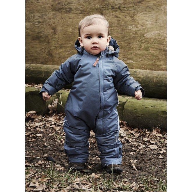 ♻️ Baby regen- en skipak   Dark Slate