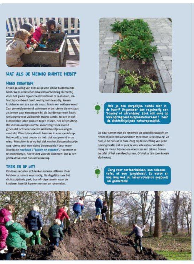 Handbook for green childcare