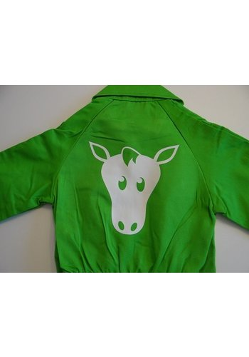 Customise your overall with the picture of an horse