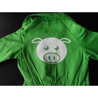 thumb-Customise your coverall with the picture of a pig-1