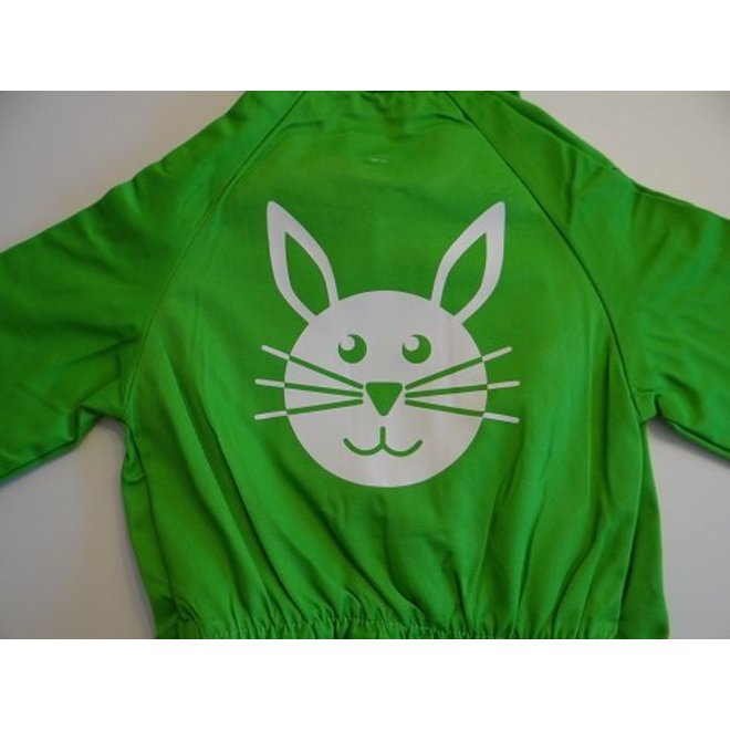 image rabbit for on overall