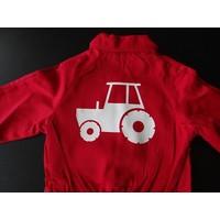 thumb-Overall met trekker, tractor-2