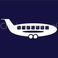 thumb-Vliegtuig print voor overall-1
