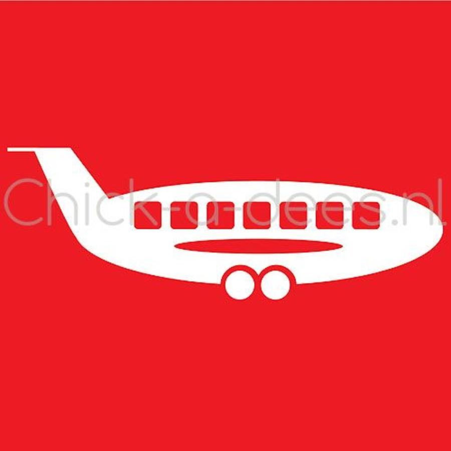 Customise your overall with the picture of an airplane-4