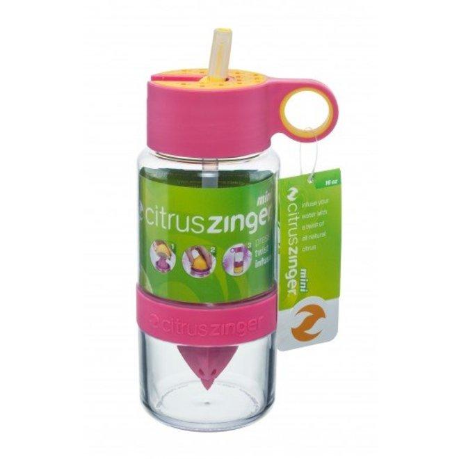 Roze Citrus Zinger mini waterfles