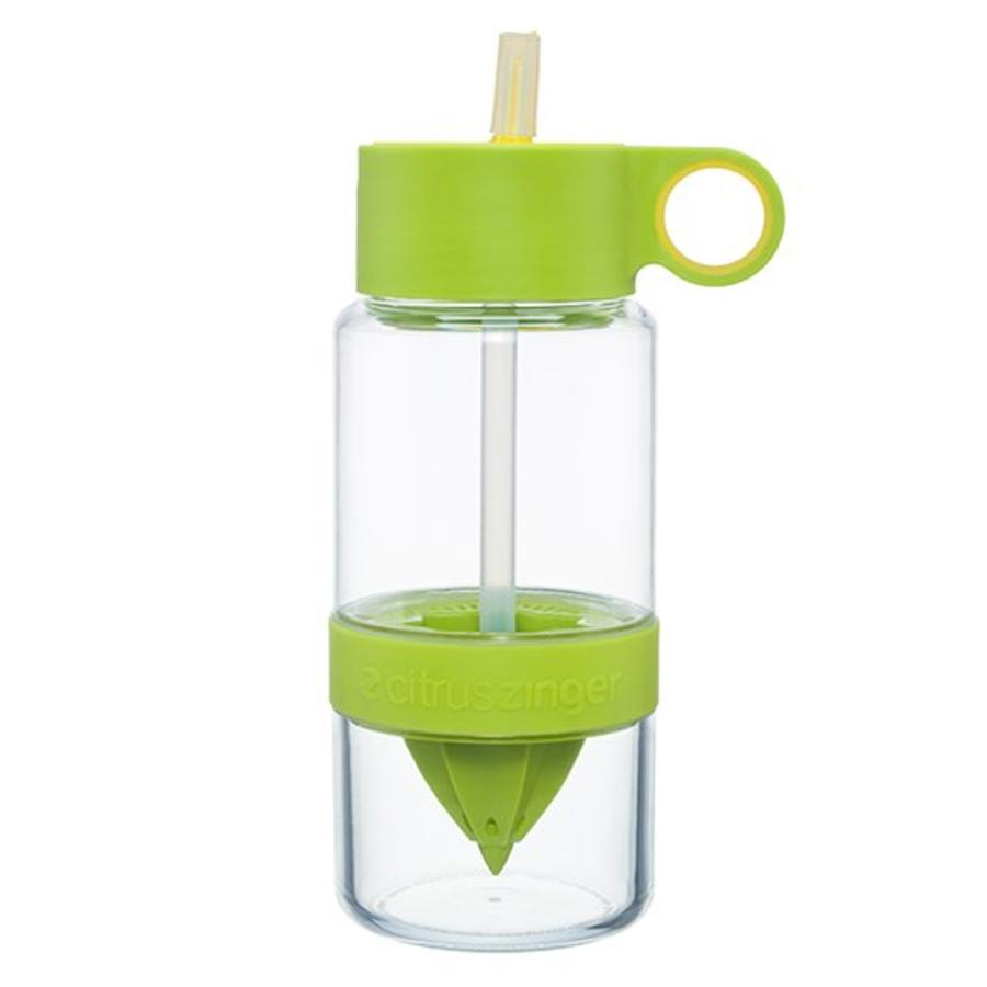 Lime groene Citrus Zinger mini waterfles-1