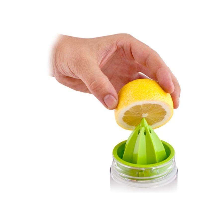 Lime groene Citrus Zinger Original waterfles-4