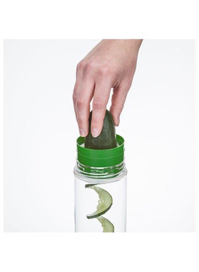 Komkommer Slicer voor Citrus Zinger