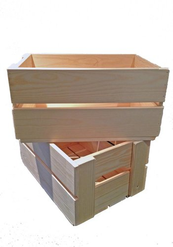 chick-a-dees Toys crate, box blank