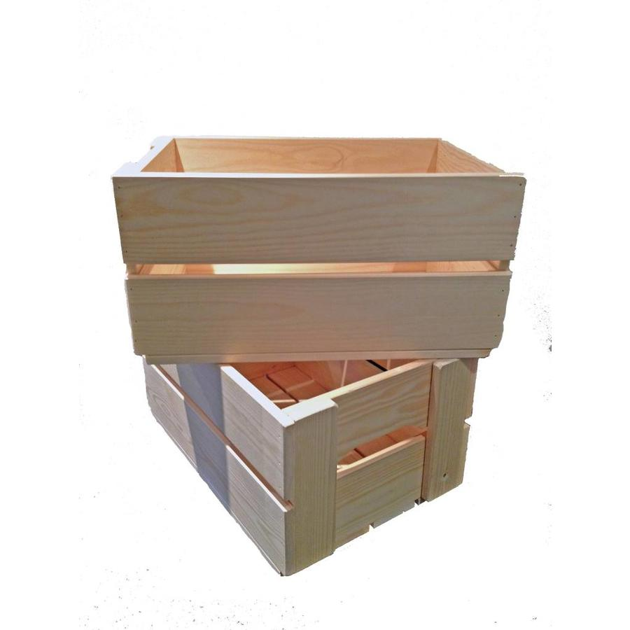 Toys crate, box blank-1