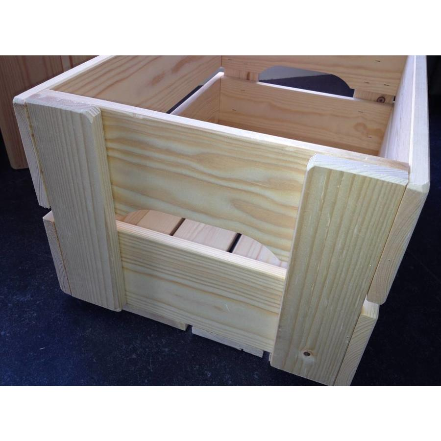 Toys crate, box blank-2