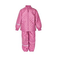 thumb-Thermoset, pants and jacket, quilted, antique pink-1