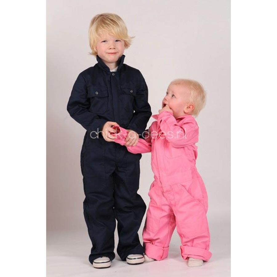 Children's Overall navy blue-2