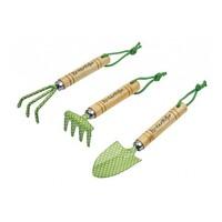 thumb-Set of children's garden tools in waist bag-2
