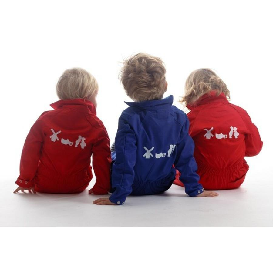 Children's overall with Dutch design-2