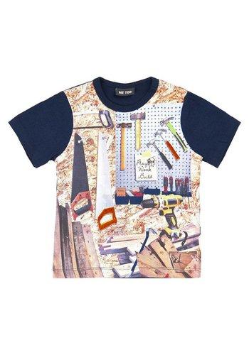 ME TOO T-shirt met gereedschap