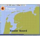 Waterkaarten Raster Noord