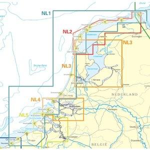 NV Charts Noordzee Raster NL1