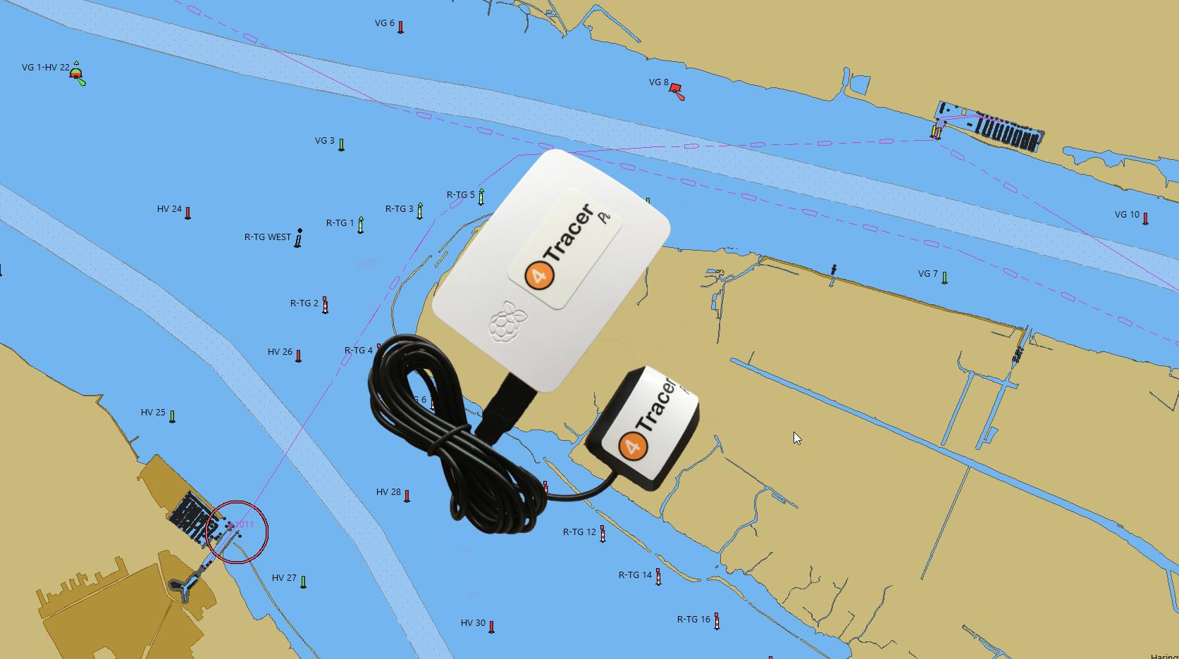 Handleidingen, Info, Demo en Communities over navigeren met 4Tracer navigatie software en hardware