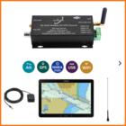 Quark-elec AIS/GPS op je Android App