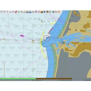 OpenCPN Noordzee ENC digitale kaart opencpn 6 maand licentie