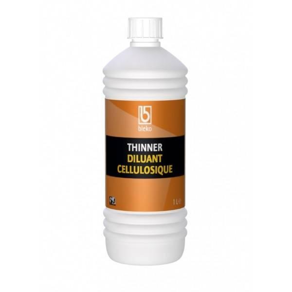 Bleko Oplosmiddelen Thinner 1ltr