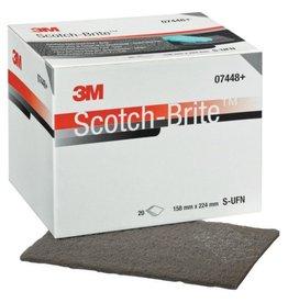 3M Scotch-Brite Ultra Fijn 7448