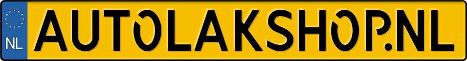 Autolakshop