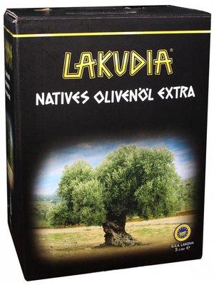 Lakudia (Essingen) Olivenöl Nativ extra (5l)
