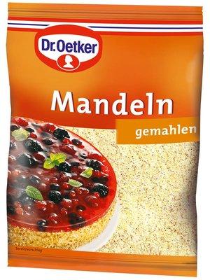 Dr Oetker Mandeln gemahlen (100g)