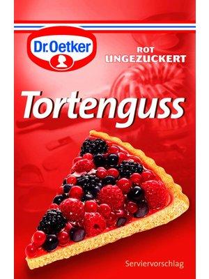 Dr Oetker Tortenguss rot (3x12g)