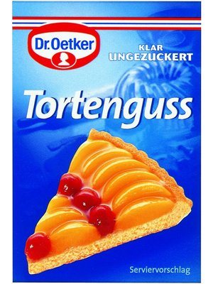 Dr Oetker Tortenguss klar (3x12g)