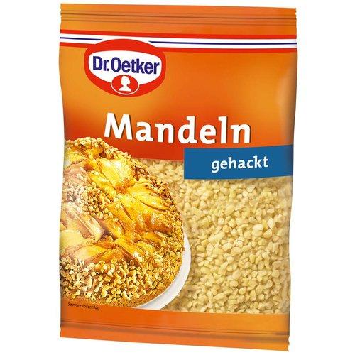 Dr Oetker Mandeln gehackt (100g)
