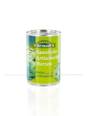 Dittmann Artischoken-Herzen (240g)