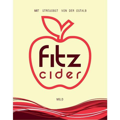 Übele Ostalb-Fruchtsäfte (Westhausen) Fitz Cider mild (24x0,33l)