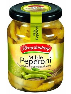 Hengstenberg Milde Peperoni (370ml)