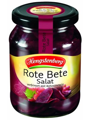 Hengstenberg Rote Beete Salat (370ml)